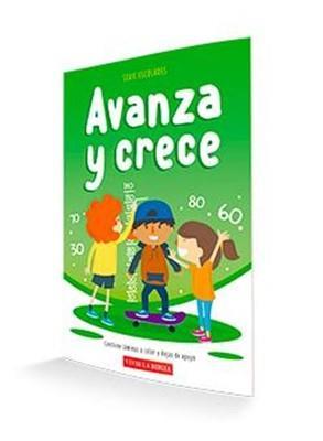 Avanza Y Crece (Rústica) [Cartilla]