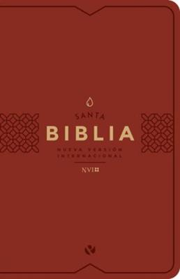 Biblia NVI Ultrafina IT Vino (Piel) [Biblia]