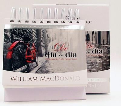 365 Inspiradoras Lecturas William Macdon (Argollado) [Devocional]