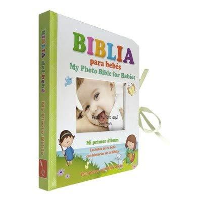 Biblia Para Bebes Bilingue