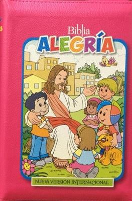 Biblia Alegría Para Niñas NVI (Cierrre)