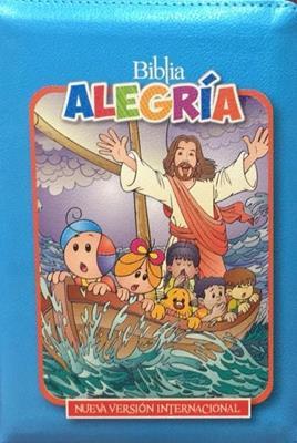 Biblia Alegria Para Niños NVI (Cierre)