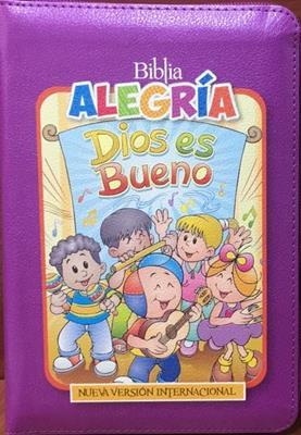 Biblia Alegria Para Niñas NVI (Cierre)