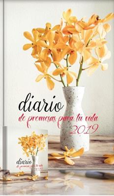 Agenda Diario De Promesas Para Tu Vida (Rústica)