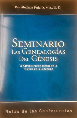 Manual Seminario Las Genealogias Del Genesis (Rustica) [Cartilla]