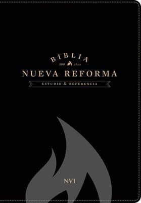 Biblia De Estudio Y Referencia Nueva Reforma Piel Especial (Imitación Piel) [Biblia]