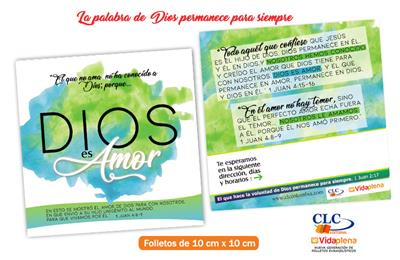Dios Es Amor/ Serie Tratados CLC