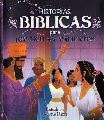 Biblia Para Jovencitas Valientes (Rústica) [Libro]