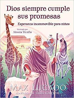 Dios Siempre Cumple Sus Promesas (Tapa Dura) [Libro]