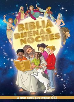 Biblia Buenas Noches (Tapa Dura) [Biblia]