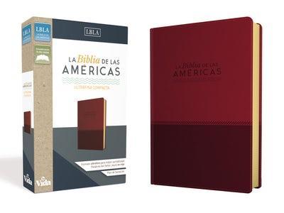 Biblia Las Americas Ultrafina Compacta (Imitación Piel ) [Biblia]