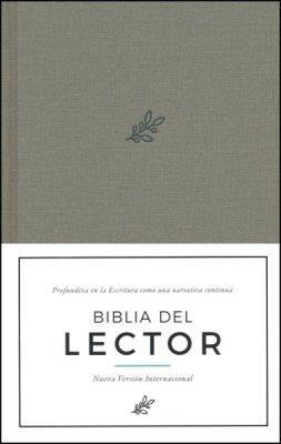 Biblia Del Lector Olivo Tapa Dura (Tapa Dura) [Biblia]