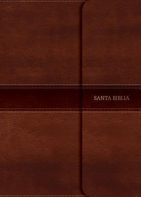 Biblia Letra Gigante Marrón Imitación Piel (Imitación Piel) [Biblia]