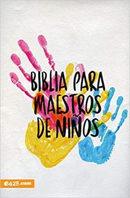 Biblia Para Maestos De Niños (Rustica)