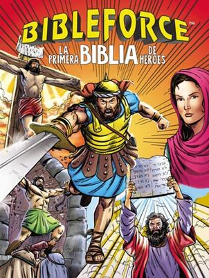 Bibleforce (Tapa Dura) [Biblia]