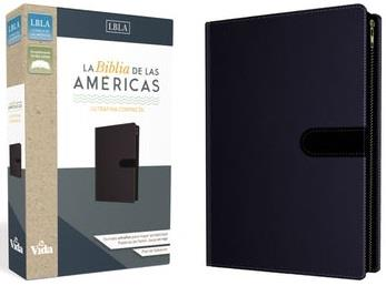 Biblia Ultrafina Compacta Azul Gris (Imitación Piel) [Biblia]