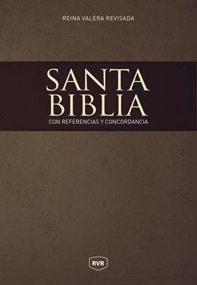 Biblia RVRevisada Referencias y Concordancia Tapa Dura (Tapa Dura ) [Bíblia]