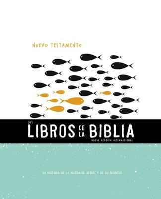 Libros De La Biblia Nuevo Testamento (Rustica) [Libro]