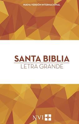Santa Biblia-Letra Grande (Tapa dura)