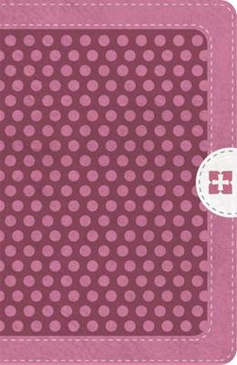 Biblia Ultrafina Compacta Rosa (Imitacion Piel ) [Biblia]