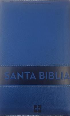 Biblia Ultrafina Aqua Con Cierre (Imitación Piel) [Biblia]