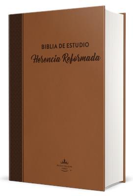 Biblia De Estudio Herencia Reformada (Tapa Dura ) [Biblia]