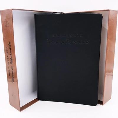 Biblia De Estudio RVR60 Herencia Reformada Piel Genuina Negro (Flexible Imitacion Piel Negro) [Biblia de Estudio]