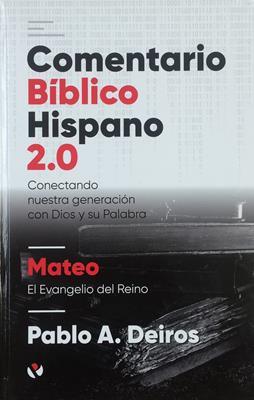 Comentario Biblico Hispano (Tapa Dura) [Comentario]