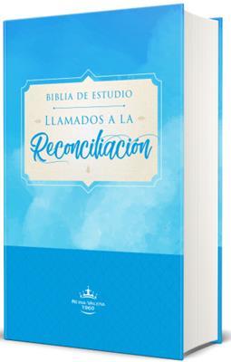 Biblia Tamaño 063 Llamados a la Reconciliación Azul (Tapa Dura) [Biblia]