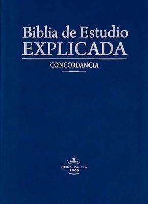 Biblia De Estudio Explicada (Imitación Piel) [Biblia]