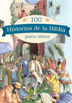 100 Historias De La Biblia Para Niños (Tapa Dura)