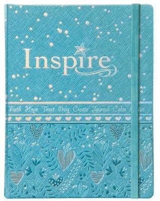 Biblia Inspire Creative Journaling (Tapa Dura ) [Biblia]