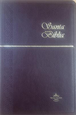 Biblia Tamaño 065 Indice Cafe Imitación Piel