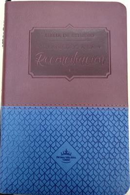 Biblia Tamaño 065  Llamados a la Reconciliación [Biblia]