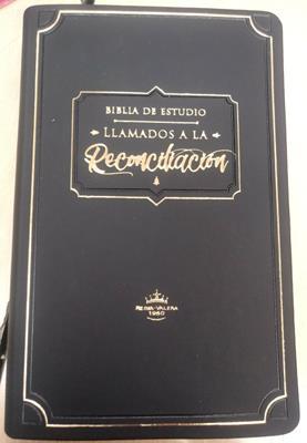 Biblia Tamaño 065 Llamados A La Reconciliación Imitación Piel (Imitación Piel) [Biblia]