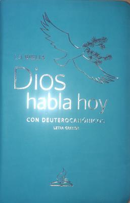 Biblia DHH065 Deuterocanonicos (Piel Especial) [Biblia]