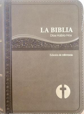 Bilblia DHH24DZ Cafe (Piel) [Biblia]