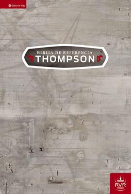 Biblia de Referencia Thompson RVR60 Tapa Dura (Tapa Dura Colores) [Bíblia]