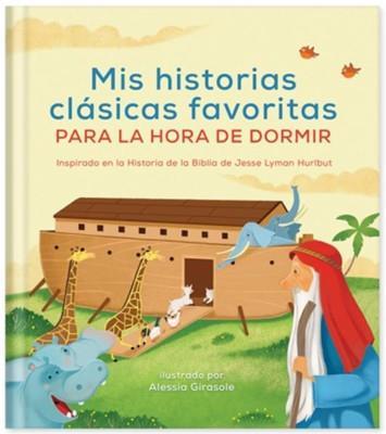 Mis Historias Clasicas Favoritas Para Dormir (Tapa Dura) [Libro]