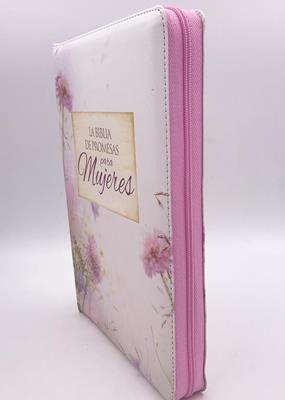 Biblia De Promesas-RVR60-Letra Grande (Cierre con Indice ) [Biblia]