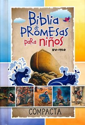 Biblia Promesas Niños Compacta (Tapa Dura) [Biblia]