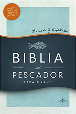 Biblia Del Pescador RVR60-Letra Grande-Tapa Dura (Tapa dura)
