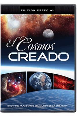 DVD Cosmos Creado (Caja Plástica) [DVD - DOCUMENTAL]