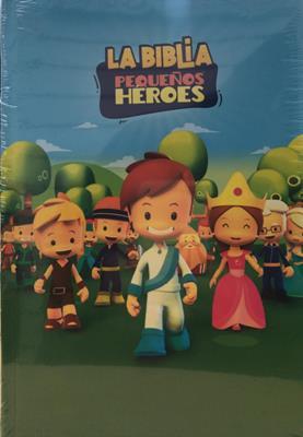 La Biblia Pequeños Heroes