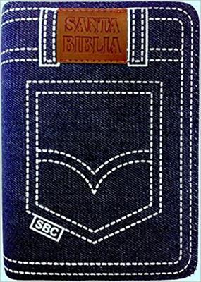 Biblia RVR 054 Cierre Indice Letra Grande (Jean)