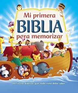 Mi Primera Biblia Para Memorizar (Tapa dura)
