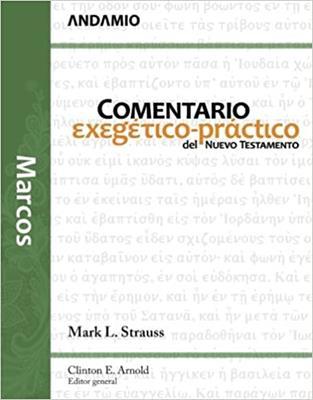 Comentario Exegetico Practico/Nuevo Testamento/Marcos (Tapa dura)