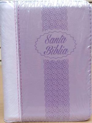 Biblia RVR60 Tamaño Pequeño 25c Cierre (Flexible Imitación Piel con Cierre) [Bíblia]