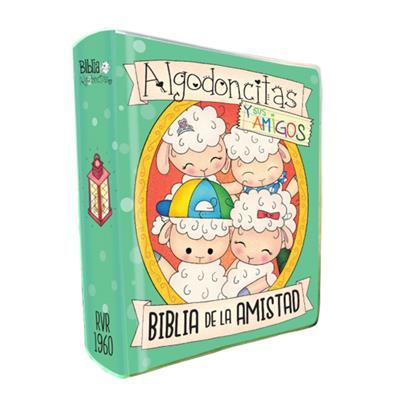 Biblia RVR60 Algodoncitas Vinilo (Flexible Vinilo Estampado) [Bíblia]