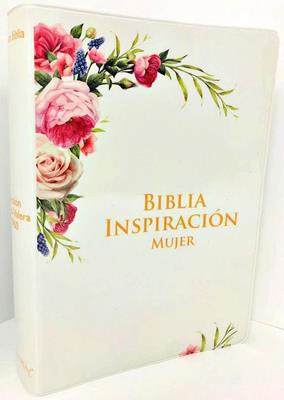 Biblia RVR60 Inspiracion Mujer Vinilo (Flexible Vinilo Estampado) [Bíblia]